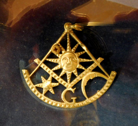 The Original Burns Masters' Jewel