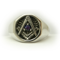 Classic Signet Sterling Silver
