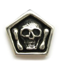 Mortality Lapel Pin