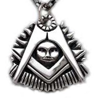 The Silver Past Master's Jewel